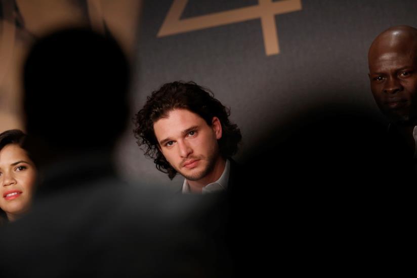 L'attore di Game of Thrones Kit Harington
