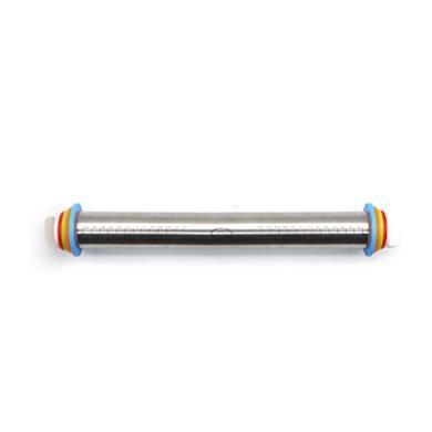 Mattarello regolabile in acciaio INOX