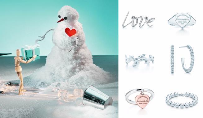 I regali di Natale di Tiffany, prezzi e dettagli