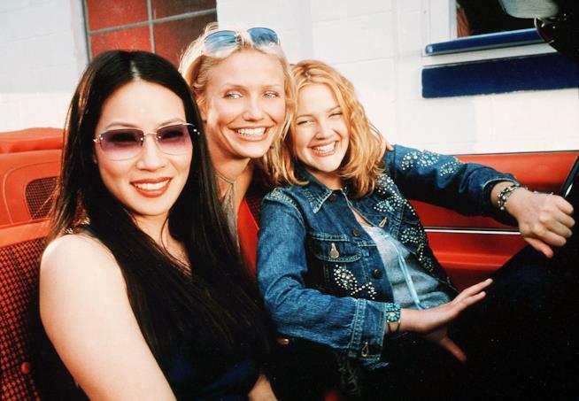 Gli angeli di Charlie Cameron Diaz, Drew Barrymore e Lucy Liu