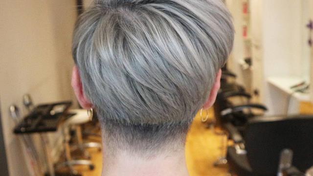 Colori capelli 2018  il grigio ec0e80227946