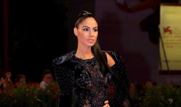 Giulia De Lellis sul red carpet