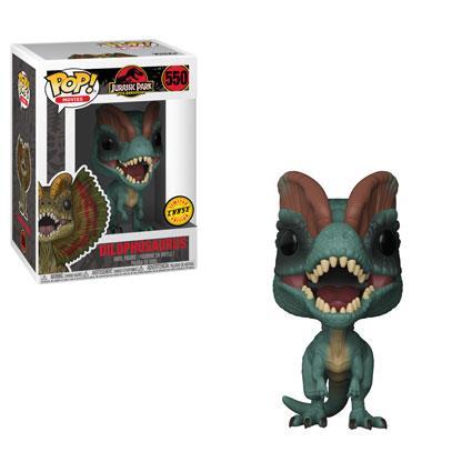 Figurina Funko del Dilofosauro 2