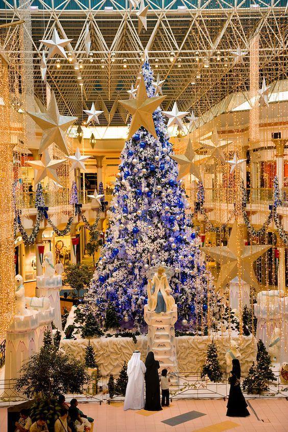 Albero natalizio di Dubai