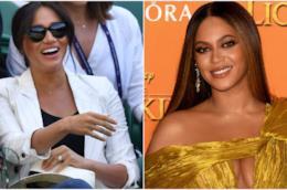 Meghan Markle e Beyoncé