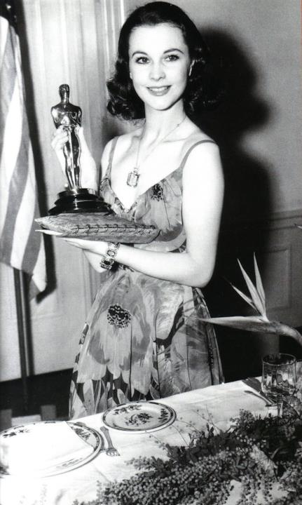 Vivien Leigh agli Oscar 1940