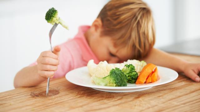 Bambini e verdure: consigli da una ricerca scientifica (e non solo!)