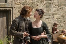 Outlander 5: sul set con Caitriona Balfe e Sam Heughan