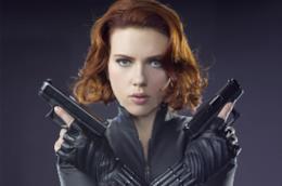 Il personaggio di Vedova Nera in The Avengers