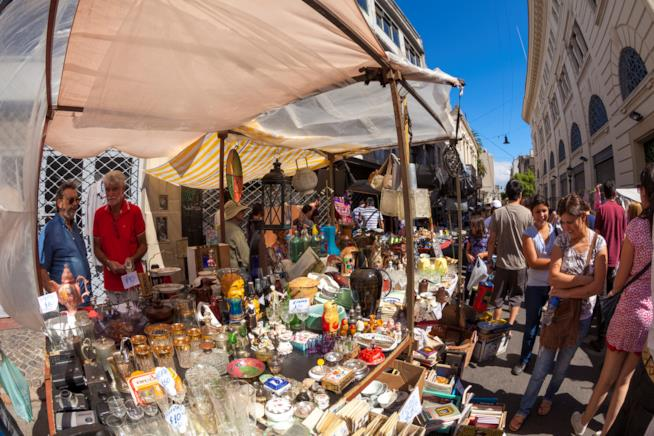 Feria di San Telmo