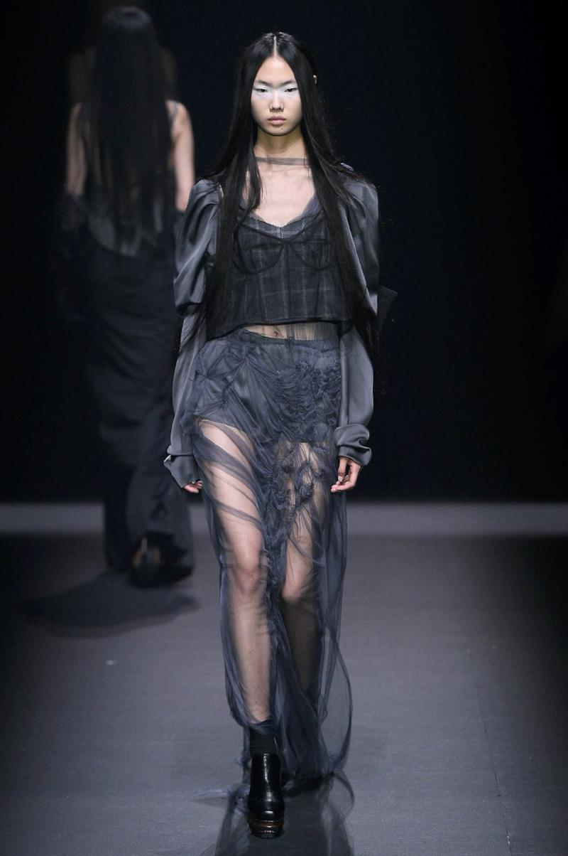Sfilata VERA WANG Collezione Donna Primavera Estate 2020 New York - ISI_2107