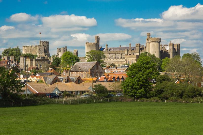 Il castello di Arundel