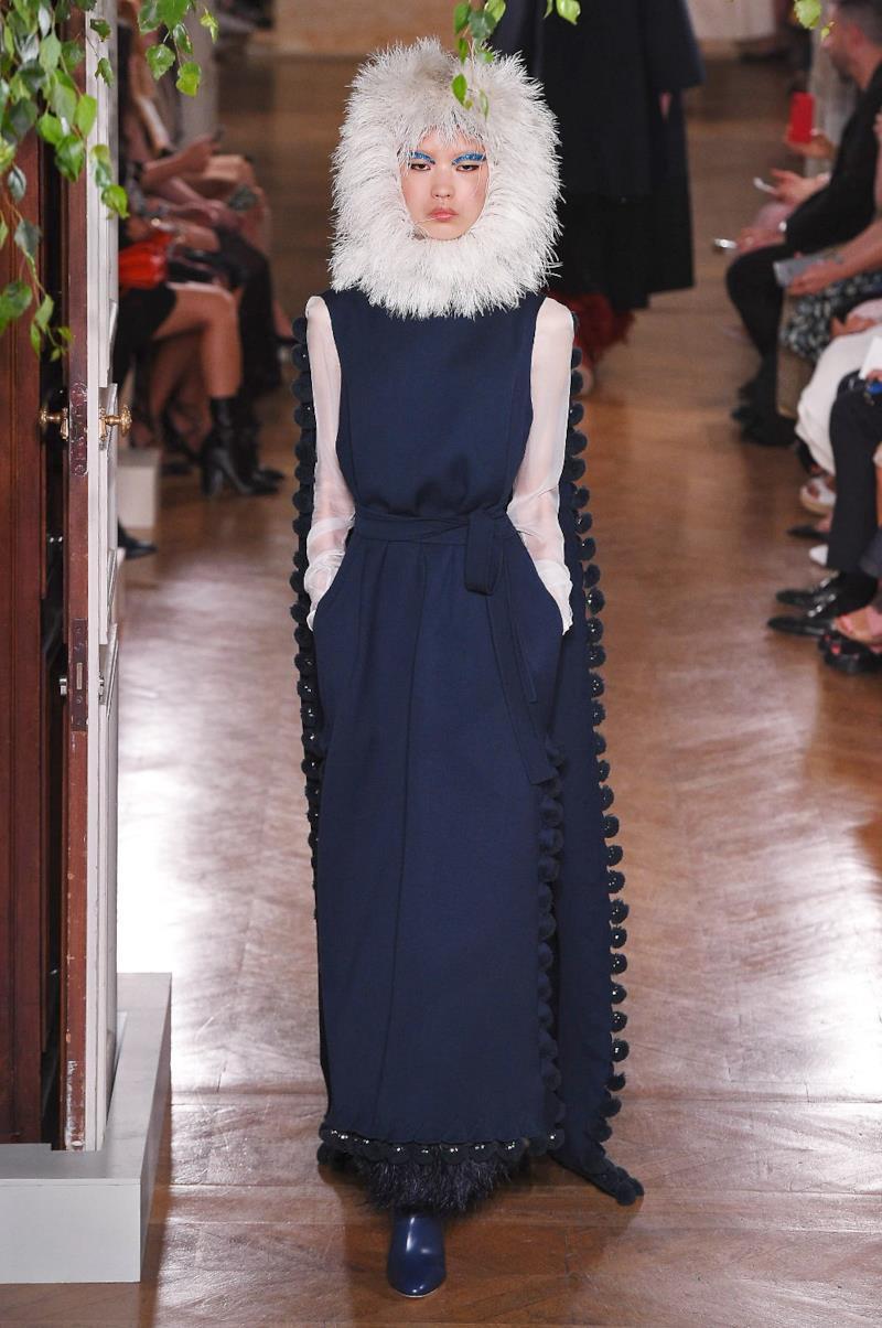 Sfilata VALENTINO Collezione Alta moda Autunno Inverno 19/20 Parigi - ISI_3623