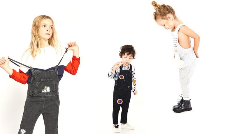 La salopette per i bambini e come indossarla