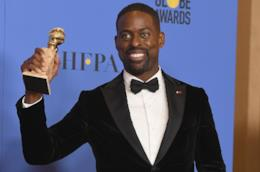 Sterling K Brown premiato come Miglior Attore in una serie drammatica ai Golden Globes