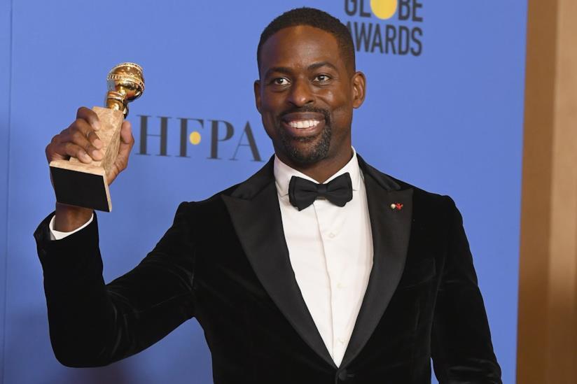Sterling K Brown premiato come Miglior Attore in una serie drammatica ai Golden Globes