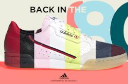 Adidas Continental Rascal