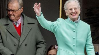 Il principe Henrik e la regina Margrethe sono sposati da 40 anni