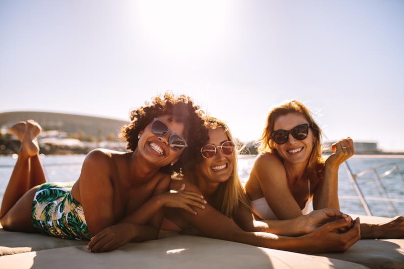 Tutti i consigli per viaggiare sole o con amiche donne