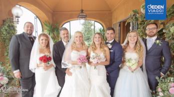 Grande novità a Quattro Matrimoni in Italia: a sfidarsi ci saranno le coppie