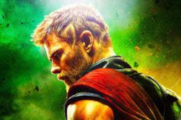 Il poster di Thor Ragnarok