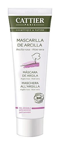 Maschera in Tubo all'Argilla Rosa e Aloe Vera - 100 ml