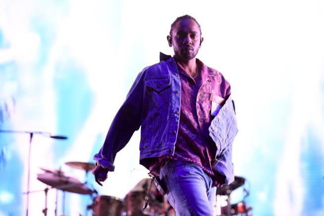 Kendrick Lamar al Coachella