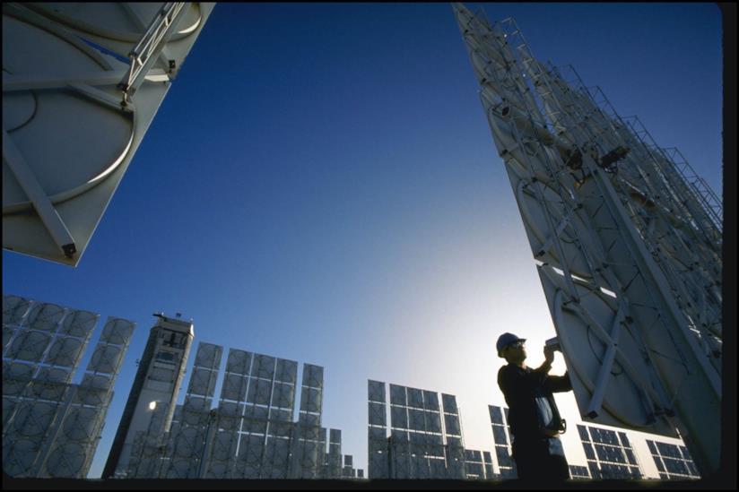 Installazione di pannelli solari