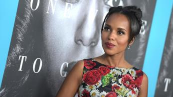 Kerry Washington a un evento ufficiale
