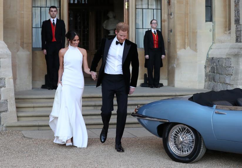 Harry e Meghan, il Duca e la Duchessa del Sussex