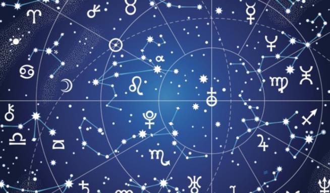 Tavola astrologica.
