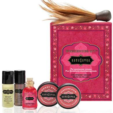 WEEKEND KIT Kamasutra STRAWBERRY DREAMS