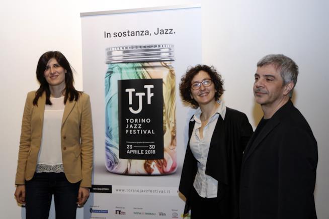 Presentazione Torino Jazz Festival 2018
