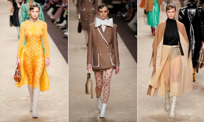 I look della sfilata di Fendi alla Milano Fashion Week 2019 7f0106e836