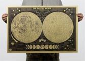 Poster fasi lunari