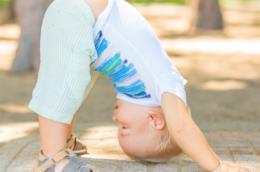 Le posizione invertite nello yoga