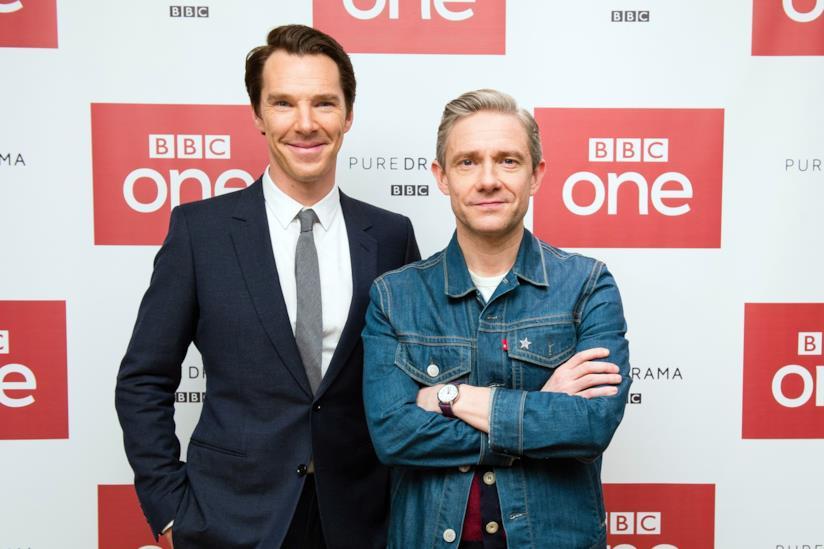 Sherlock Holmes e John Watson di Sherlock