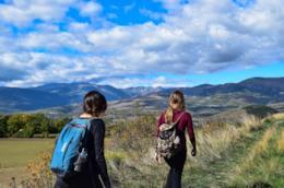 Viaggio a piedi contro la violenza sulle donne