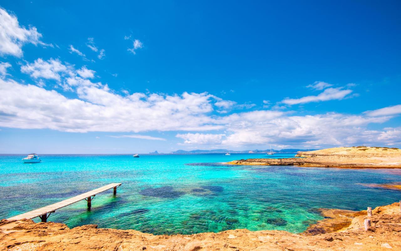Formentera le spiagge pi belle for Immagini hd mare