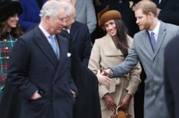 Sarà il principe Carlo ad accompagnare Meghan Markle all'altare