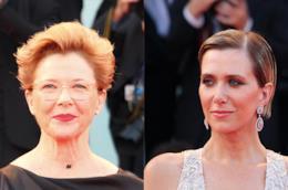 Annette Bening e Kristen Wiig a Venezia 74