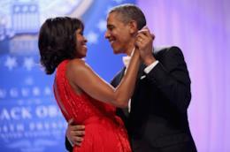 Obama balla con Michelle