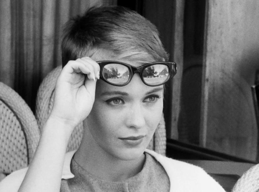Jean Seberg in uno dei suoi film