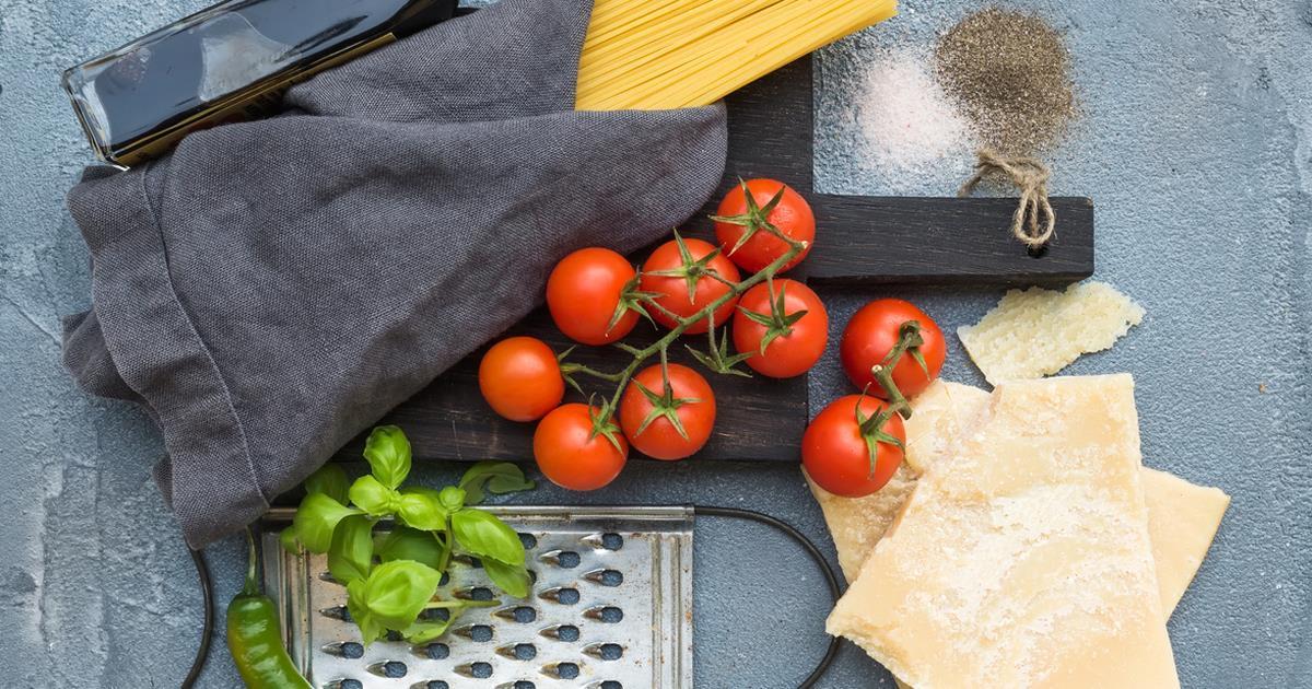 8 ricette facili e veloci della cucina mediterranea for Ricette facili cucina