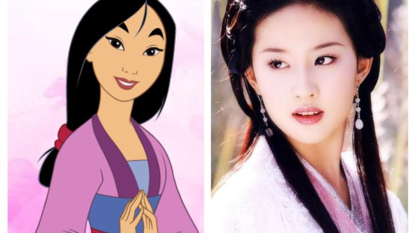 Mulan è l'attrice Liu Yifei