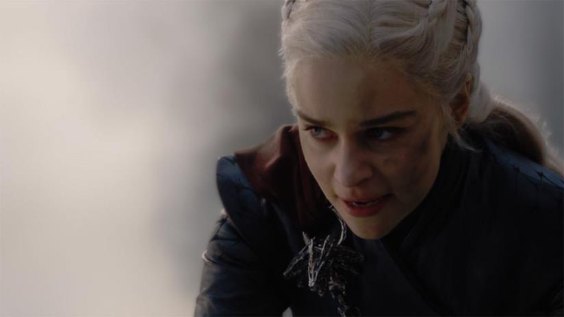 Una scena di Game of Thrones 8x05