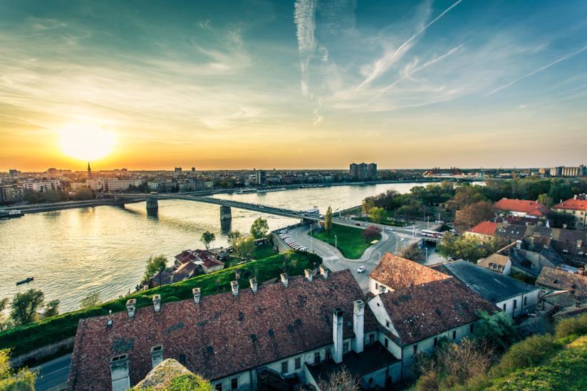 Il fascino di Novi Sad