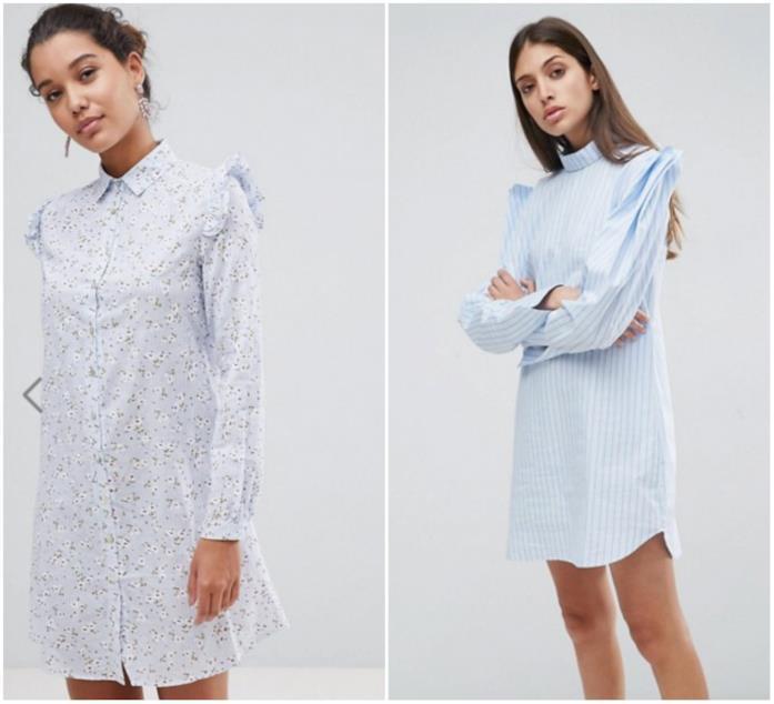 Collage di abiti camicia Asos