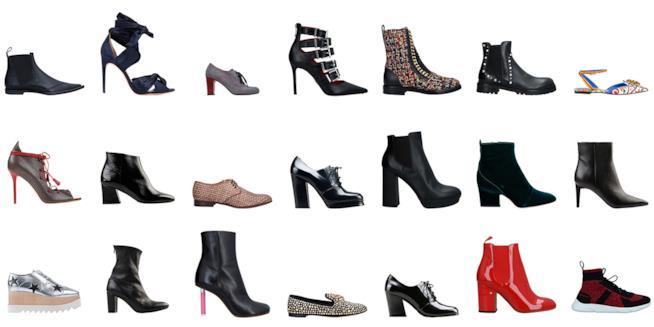 100+ scarpe da donna scontate su Yoox d0ba2cd7935