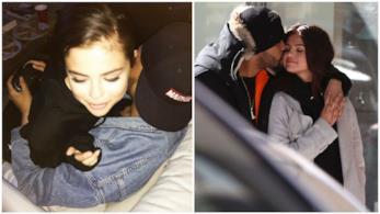 Alcuni scatti di Selena Gomez e The Weeknd